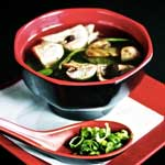 Thai Spicy Soup**